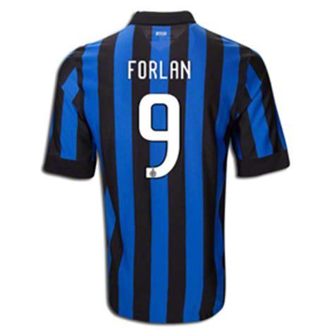 Hem Intermilan New nike inter milan forlan 9 soccer jersey home 2011 12