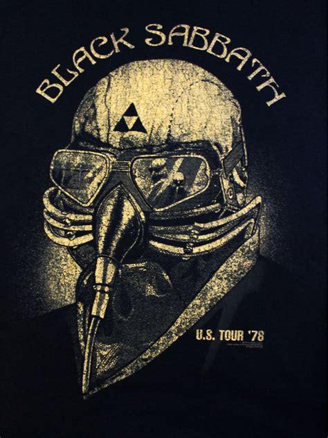 black sabbath die black sabbath us tour 78 never say die ozzy rock