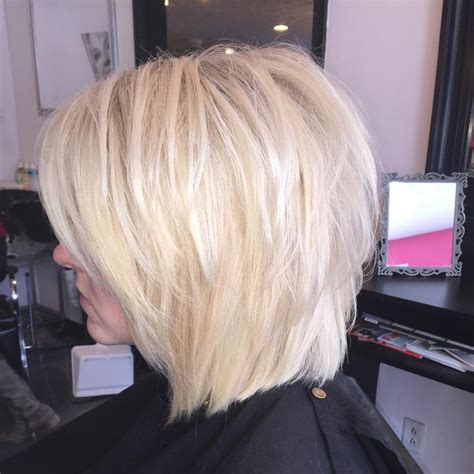minimally stacked bob 25 facts to know about a stacked bob hairstyles for woman