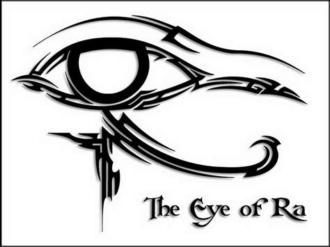 eye of horus tribal tattoo 45 horus eye designs