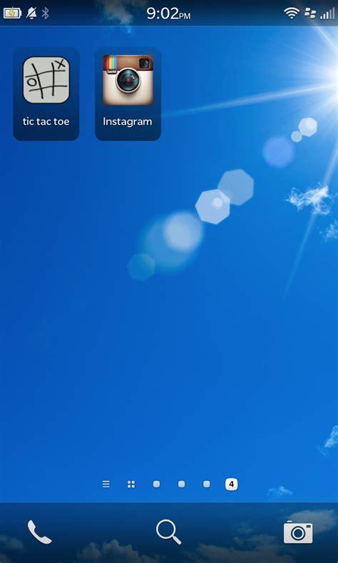 shanamama how to get instagram on your blackberry z10