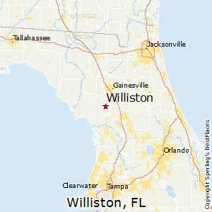 best places to live in williston florida