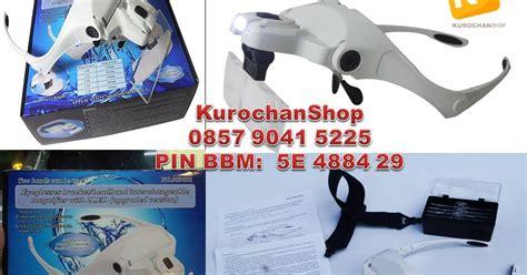 Kacamata Service Pembesar Object kacamata pembesar dgn 2 led lup model topi kaca pembesar murah 0857 9041 5225 indosat