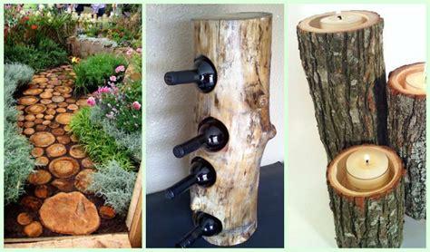 gorgeous diy wood home  garden decorations diy