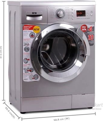 ifb 6 5 kg fully automatic front load washing machine
