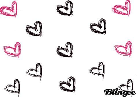 imagenes de corazones simples corazones rosas y negros fotograf 237 a 32107104 blingee com