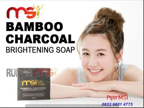 jual resmi sabun arang bamboo  dampit malang hubungi