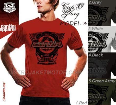 Kaos Gelory kaos contin t shirt