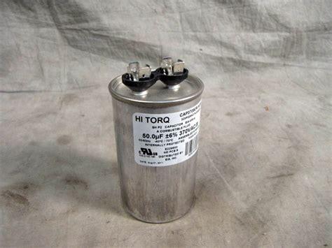 ngm hi torq capacitor 50mfd 370v cap37050r ngm new ebay