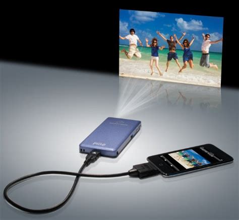 Proyektor Microvision microvision showwx laser pico projector gadgetgrid
