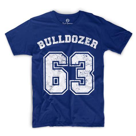 Spencer Shirt bud spencer bulldozer 63 t shirt