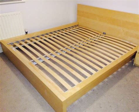 Ikea King Size Platform Bed Frame Malm King Bed Review Andreas King Bed