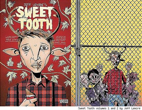 kaos fiction sweet tooth why we jeff lemire s sweet tooth preview
