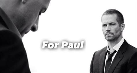 fast and furious 8 from paul walker vin diesel said fast furious 8 would be from paul walker