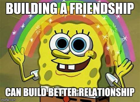 Build Meme - imagination spongebob meme imgflip