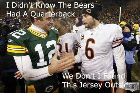 Packers Bears Memes - green bay packers vs chicago bears memes images funny