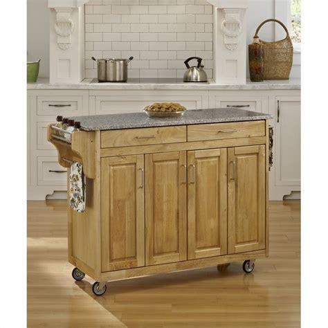 49 quot granite top kitchen cart in 9200 1013