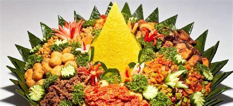 Nasi Tumpeng the meaning of dish nasi tumpeng