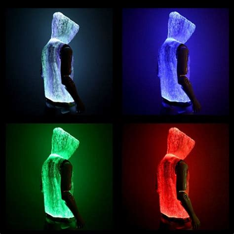 light up rave clothes summer music festival and edm clothing for guys