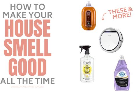 how to keep your house smelling good how to make your house smell good all the time naturally
