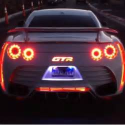 Led Lighting For Cars Led Check Out This Nissan Gt R Car Tuning