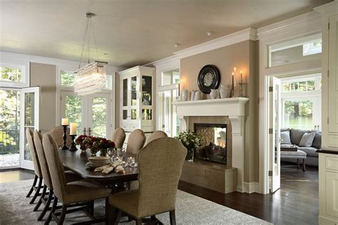 dining room planning virginia b interior design space plan semi open plans