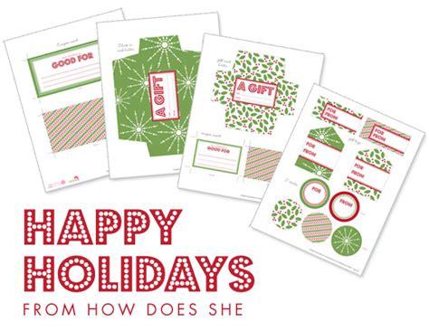 printable gift tags for holidays free christmas printables diying to be domestic