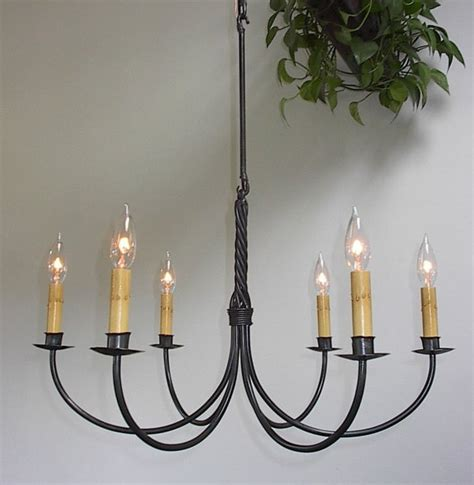 Rod Iron Chandeliers 3 Arm Chandelier Iron Wrought