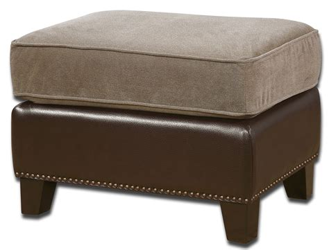 velvet ottomans dillard velvet ottoman 23059 accent furniture