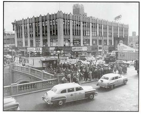 fordham section of the bronx fordham road the bronx new york back in the day