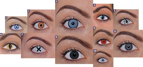 wildeyes colored contact lenses special effect contact lenses