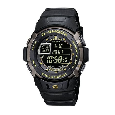 Shock Auto by Casio G 7710 1er Digital Water Resistant G Shock Auto