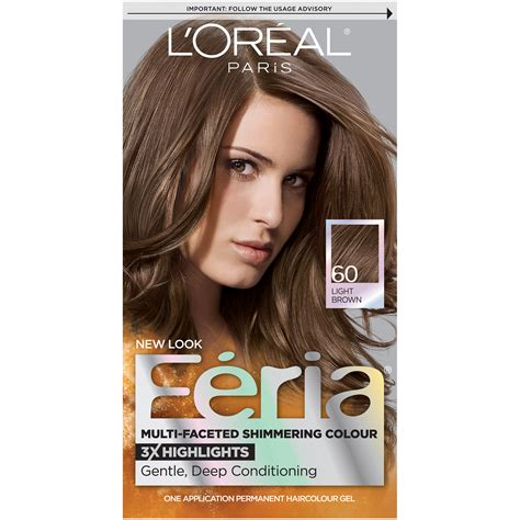 Loreal Excellence 6 45 1 Pcs l oreal feria 174 multi faceted shimmering colour hair