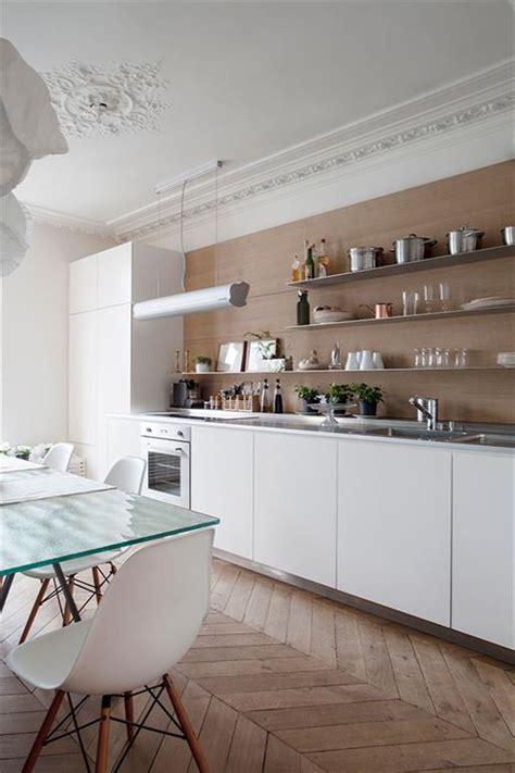 cuisine d appartement cuisine d un appartement haussmannien 224 desiron lizen