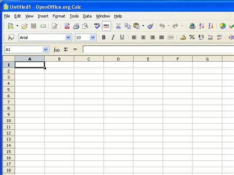 templates for openoffice spreadsheet