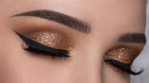 tutorial eyeshadow glitter 50 easy makeup tips to rev your morning routine