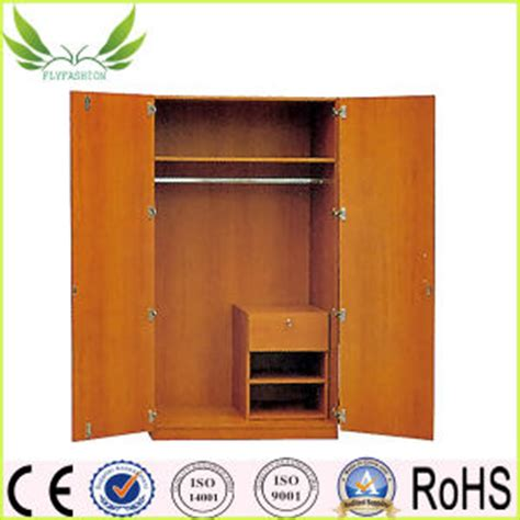 Wooden Clothes Cabinet China Wooden Clothes Storage Cabinet Bd 42 China