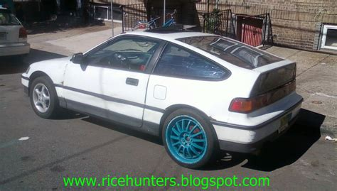 ricer car wheels rice hunters local ricers part 7