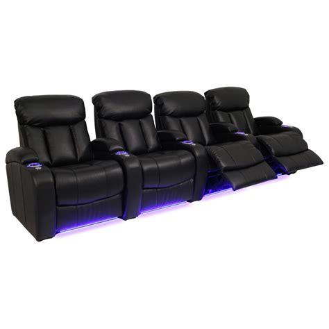 seatcraft innovator home theater seating row of 3 sofa w amazon com seatcraft grenada brown 7000 leather power