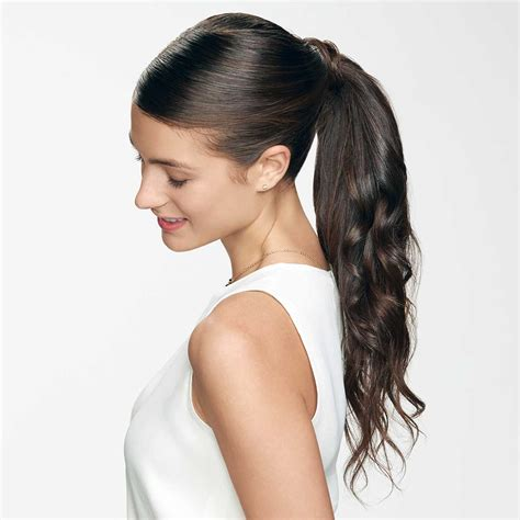 clip in ponytail hair extensions locks