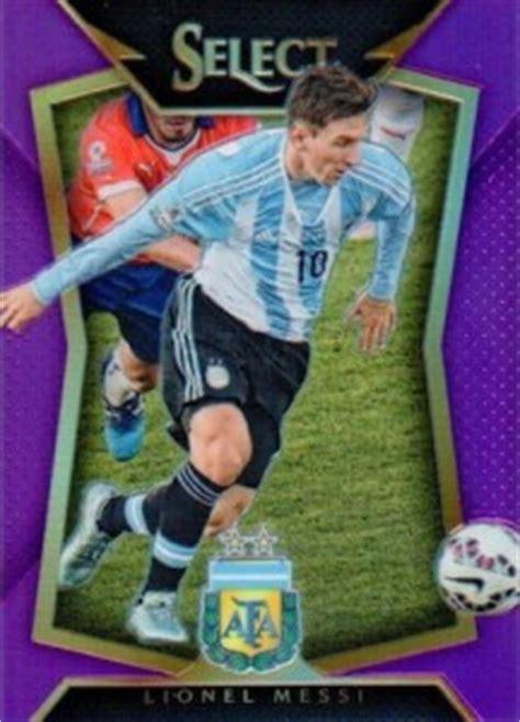 alexis sanchez soccerbase 2015 panini select soccer checklist info boxes variations
