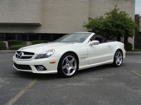 how cars run 2009 mercedes benz sl class seat position control find used 2009 mercedes benz sl class sl550 in beverly hills california united states