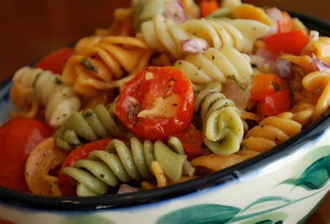Cold Pasta Salad | cold pasta salad amanda jane brown