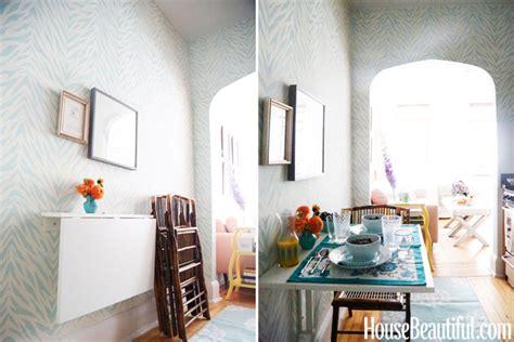 Meja Makan Lipat Dinding tips ubah ruang makan minimalis agar jadi pusat perhatian