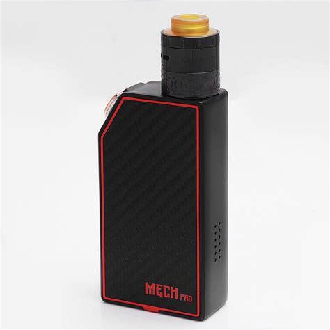 Authentic Geekvape Mech Pro Kit Silver authentic geekvape mech pro black mechanical mod medusa kit