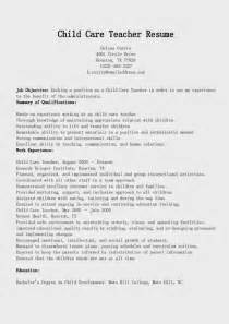 child care resume sle no experience modeling resume sales no experience
