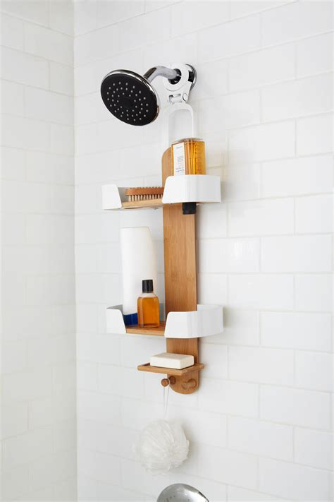 Bed Bath Beyond Shower Caddy 13 ideas for creating a more manly masculine bathroom