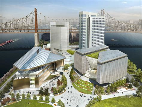 Cornell Tech Mba Facility by Michael Bloomberg Has Donated 100 Million To Cornell Tech