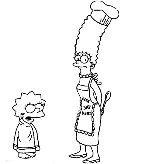 simpsons house coloring page simpsons coloring pages coloring home
