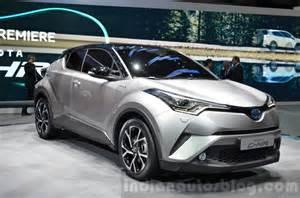 Toyota C Toyota C Hr Compact Suv S Interior Revealed
